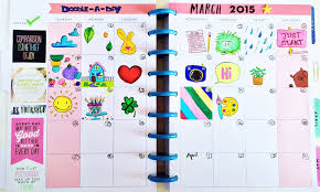 design planner create 365 the happy planner doodle a day me my big