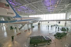 inside the air force one pavilion at the ronald reagan