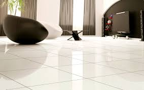 apartments cool ceramic floor tiles design for living room white