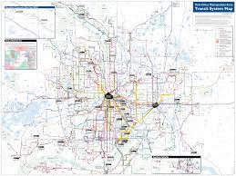 Minneapolis Metro Transit Map by Minneapolis Metro Map Light Rail U2022 Mapsof Net