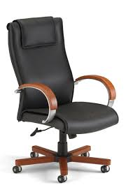 Comfortable Office Chairs Furniture Executive Office Chair Leather With Executive Office