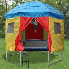 Best Backyard Toys by 39 Awesome Tent Cover For Trampoline Images Toys Pinterest