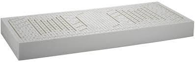 materasso 100 lattice naturale materasso singolo lattice 100 anatomico 7 zone differenziate