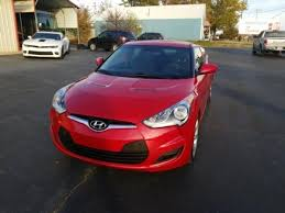 hyundai veloster hatchback 3 door in arkansas for sale used
