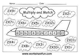 Multiplication Facts Practice Worksheets Math Inspiring Multiply By 2 Worksheet Ideas Myltio Inspiring