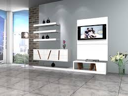 Livingroom Tv Living Room High Gloss Furniture Set Display Wall Unit Modern Tv