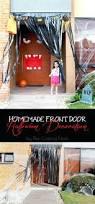 front doors terrific front door hallowesen decoration for home