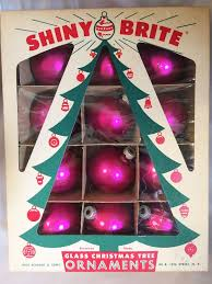ornaments shiny brite at cool stuff for sale vintage collectibles