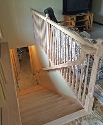 how to move a stairwell for the home pinterest basements
