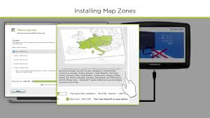 Tomtom Map Update Canada by How To Install Map Zones Using Tomtom Home Europe Map Youtube