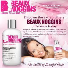 buy moroccan noggin best argan oil shampoo by beaux noggins