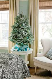 bedrooms decorated for christmas southern living