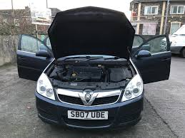 vauxhall vectra 2007 1 9 cdti exclusive long mot in speedwell