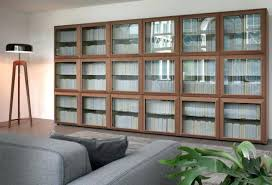 bookcase 20 photos gallery of unique bookcase with glass doors