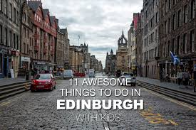 best things to do in 11 awesome things to do in edinburgh with kids earth trekkers
