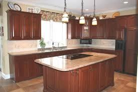 cherry kitchen cabinets paint colors