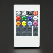 led strip lights remote power adapter for rgb neon led strip light with remote