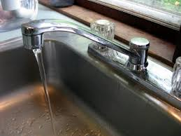Kitchen Faucet Low Pressure Tri City Plumbing S Plumbing Problems