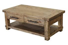 rustic solid wood coffee table top fulton rustic solid wood coffee table tables concerning designs