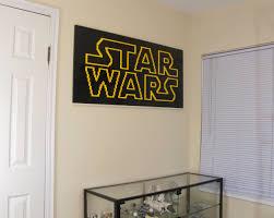 lego star wars wall mural total geekdom i