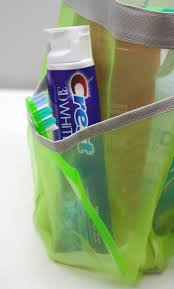 what to have in your shower caddy a little craft in your day
