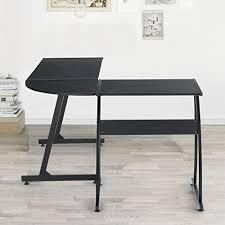 Computer Desk L Shape Greenforest L Shape Corner Computer Office Desk Pc Laptop Table