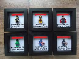 wedding gift groomsmen lego minifigure wedding bestman groomsman gift frames
