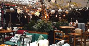 Vancouver Restaurants With Patios This Secret Winter Wonderland Patio Is Back Again Next Month In