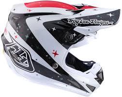 troy lee designs motocross gear 650 00 troy lee designs se4 carbon twilight dot ece 1001783