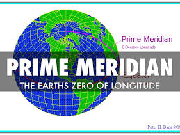 Prime Meridian Map World Map Prime Meridian