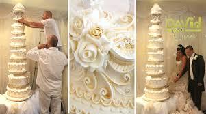 big wedding cakes big wedding decorations wedding corners