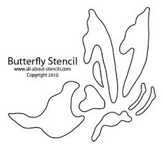 stencil patterns free for and year