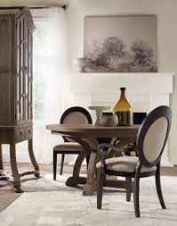 Round Wood Dining Room Tables Hooker Furniture Dining Room Corsica Round Dining Table W 1 18in