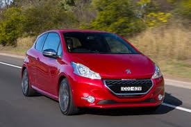 peugeot 208 gti 30th anniversary peugeot 208 gti goes back in time goauto