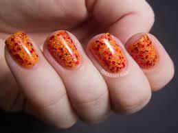 cute thanksgiving nails pretty u0026 polished apples and pumpkins chalkboard nails nail
