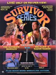 4thletter archive the survivor series countdown day eight
