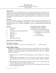 Strategic Planning Resume Basic Finance Manager Resume Template