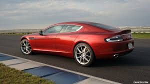 aston martin rapide 2017 2017 aston martin rapide s color volcano red side hd