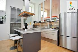 this arlington va kitchen by lobkovich kitchen designs boasts