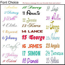 room horse wall stickers home decor vinyl sticker customized name