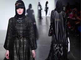 Vivi Zubedi New abayas only ny show spotlights rise of modest fashion business