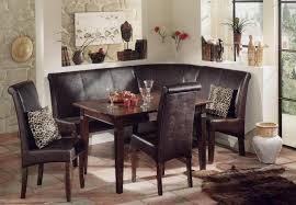 solid wood breakfast nook set u2014 all home ideas and decor