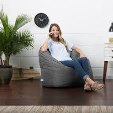 medium bean bag chairs you u0027ll love wayfair
