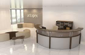 Oval Reception Desk 26 Cool Round Office Desks Yvotube Com