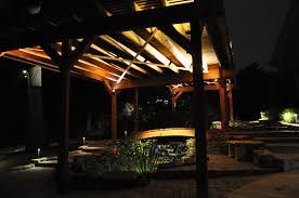 Led Patio Lights Pergola Design Amazing Patio Column Lights Outside Standing