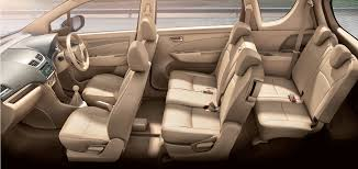 renault lodgy seating maruti suzuki ertiga maruti ertiga price reviews features u0026 more