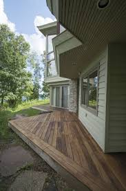 wraparound deck ipe decking cedar creek lumber u0026 building materials