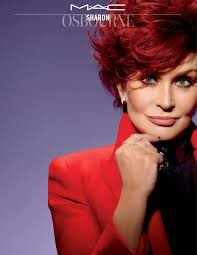 redken sharon osborn red hair color beauty news the m a c sharon osbourne m a c kelly osbourne