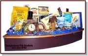 florida nautical gift baskets gifts for boat owners boating gifts