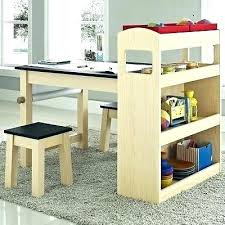 art table with storage childrens tables with storage unfinished storage kids table kid